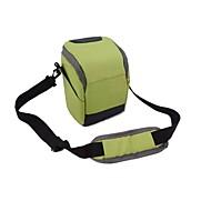 billige Etuier, vesker og stropper-dengpin® en-skulder kamera bag med regntrekk for sony A6000 a5100 A5000 nex 5t NEX-5R NEX-5N NEX-6 18-55 eller 16-55