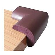 billige Bordduker-2stk baby sikkerhet mykner bordkanten vakt beskytter (assortert farge)