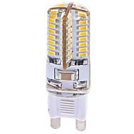 billige Kornpærer med LED-YWXLIGHT® 1pc 3 W 360 lm G9 LED-kornpærer T 64 LED perler SMD 3014 Varm hvit 100-240 V