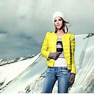 l.h.l mais recente moda casaco de inverno europeu