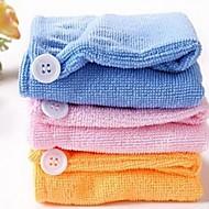 Frisse stijl Badhanddoek,Effen Superieure kwaliteit 100% Microvezels Handdoek
