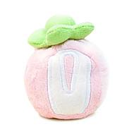 billiga Hundleksaker-jordgubb formad gnisslande leksak för hundar