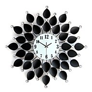 קיר סלון שעון מודרני יצירתי אופנתי צורת החידוש