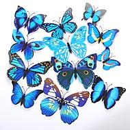 Forniture per decorazioni nuziali PVC / Materiale misto Decorazioni di nozze Ricevimento di matrimonio Farfalle / Classico Per tutte le stagioni