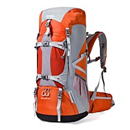 70 L Rucsacuri Rucsac Camping & Drumeții Alpinism Voiaj Securitate Sporturi de iarnă Impermeabil Purtabil Multifunctional Nailon Makino