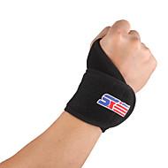 Hånd- og håndleddstøtte Håndleddstøtte til Vandring Løp Jogging Unisex Utendørs Justerbar Stretch Pustende Sport Nylon 1pc