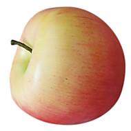 appel decoratieve fruit, 2pcs / set