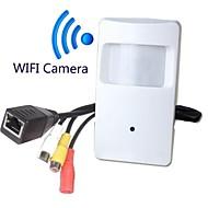 billige IP-kameraer-720p wifi pir bevegelsesdetektor lyd videokamera pir form wifi kamera pir ip kamera for 1.0mp (gratis henting)