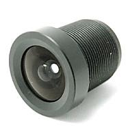 billige Sikkerhetsutstyr-Objektiv 2.1mm CCTV Surveillance Camera lens 110° Wide Angle til Sikkerhet Systemer 1.5*1.5*2.5cm 0.025kg