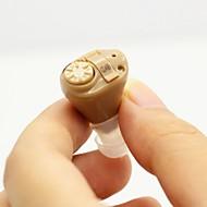 Najbolji digitalni slušno pomagalo pomagala mini ite podesiva ton zvuka glasa pojačala acousticon