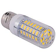 billige Kornpærer med LED-YWXLIGHT® 1500 lm E26/E27 LED-kornpærer T 60 leds SMD 5730 Varm hvit Kjølig hvit AC110 AC220