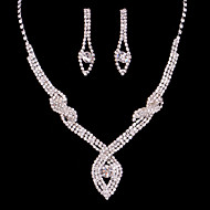Cheap wedding jewelry online wedding jewelry for 2018 womens rhinestone wedding special occasion anniversary birthday engagement gift alloy earrings necklaces junglespirit Image collections