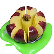 Stainless Steel Big Corer Slicer Easy Cutter Fruit Knife 1pc,Kitchen Tool