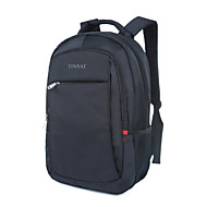 billige Computertasker-Herre Tasker Nylon Laptoptaske for Sport / Formel Sort
