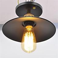 billige Taklamper-Takplafond Nedlys - Mini Stil, Rustikk / Hytte Vintage Bolle Globus Lanterne Land Traditionel / Klassisk, 110-120V 220-240V Pære ikke