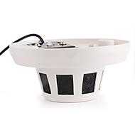 billige Kjente merker-720p mini wifi røyk cctv kameraer detektor skjult nettverk ip sikkerhet kamera wifi ip kamera onvif audio pickup kamera