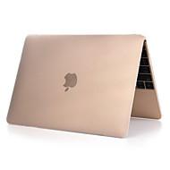 """tanie Akcesoria do MacBooka-2015 Najnowszy wysokiej jakości polimerowe pełnym kolorze matowego ciała przypadku MacBook 12 """"retina"""