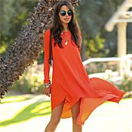 Žene Chic & Moderna Haljina - Moderna, Jedna barva