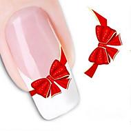 3D Nail Stickers - Muuta - Abstrakti/Lovely - Sormi/Varvas - 10.5X7X0.1 - 1