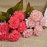 Polyesteri Krysanteemi Keinotekoinen Flowers