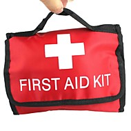 cheap Safety & Survival-First Aid Kit Camping Portable Canvas pcs