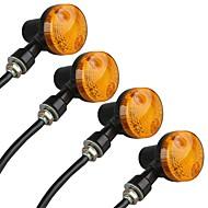 4本 オートバイ 電球 LED オートバイ For ユニバーサル