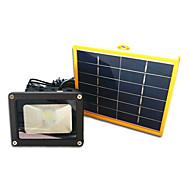 BA15d Lâmpada de LED a Energia Solar Giratória 12 SMD 2835 270 lm Branco Natural 6000-6500K K Sensor Recarregável Decorativa Bateria V