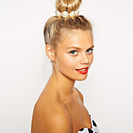 imitacija biser kosa vezati headpiece elegantan klasični ženski stil