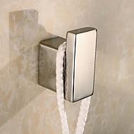 Крючок для халата Гаджет для ванной Современный Нержавеющая сталь 7cm 7cm Крючок для халата