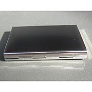 Unisex Taschen Ganzjährig Metall Bankkarten & Ausweis Tasche für Gewerbliche Verwendungen Silber