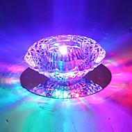 billige Taklamper-Takplafond Omgivelseslys - Krystall, LED, 110-120V / 220-240V, Varm Hvit / Kald Hvit / RGB, LED lyskilde inkludert / 5-10㎡