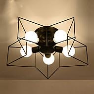 Sıva Altı Monteli ,  Geleneksel/Klasik Retro Resim özellik for Mini Tarzı MetalOturma Odası Yatakodası Yemek Odası Çalışma Odası/Ofis