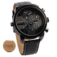 personlige mænds multi-funktion armbåndsur