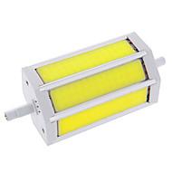 billige Bi-pin lamper med LED-YWXLIGHT® 15 W 1450 lm R7S LED-kornpærer T 3 LED perler COB Dekorativ Varm hvit / Kjølig hvit 85-265 V / 1 stk. / RoHs