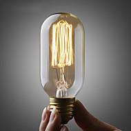 billige Glødelampe-umei ™ 40w 110v eller 220v edison st45 pære / retro edison lampe glødelampe / kobber e26 e27 pære