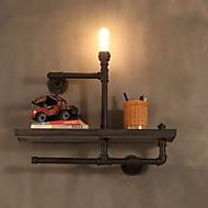 Minityyli / Lamppu sisältyy hintaan Seinälampetit,Rustiikki E26/E27 Metalli