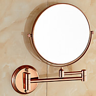 cheap Bath Accessories-Bathroom Gadget Neoclassical Brass Zinc Alloy 1 pc - Mirror Shower Accessories
