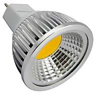 4W GU5.3(MR16) LEDスポットライト MR16 1 LEDの COB 装飾用 温白色 クールホワイト 320lm 3000/6500K DC 12V