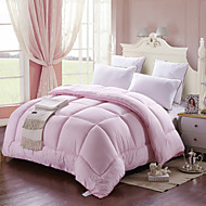 cheap Quilts & Coverlets-Spring Quilt Feather Velvet Warm Autumn and Winter Super Soft Quilt    Bedding Set