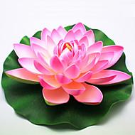billige Kunstig Blomst-Kunstige blomster 1 Afdeling Moderne Stil Lotus Gulvblomst