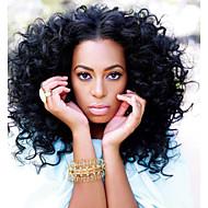 Echt haar Volledig Kant Pruik Watergolf 130% Dichtheid 100% handgebonden Afro-Amerikaanse pruik Natuurlijke haarlijn Kort Medium Lang