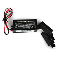 1 pcs CARCHET CK91 Replacement Vehicle Ballast Inverter for CCFL Angel Eyes