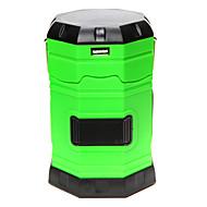 T-929 ランタン&テントライト LED 1000 ルーメン 1 モード - 電池は含まれていません 充電式 スーパーライト ハイパワー 緊急 のために キャンプ/ハイキング/ケイビング 日常使用 釣り 旅行 ワーキング 多機能 登山 屋外 グリーン