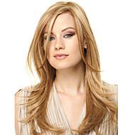 Sintentička kosa perika Ravan kroj Medium Plavuša