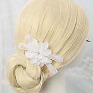 billiga Brudhuvudbonader-Chiffong / Bergkristall / Legering Hair Combs med 1 Bröllop / Speciellt Tillfälle Hårbonad
