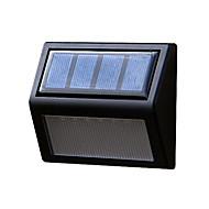 halpa -aurinkoenergiaa paneeli 6 lediä seinä aulassa koulutusjakson aita valo koti ulkotarha lamppu porrasaskelman pihalla LED-valaistus