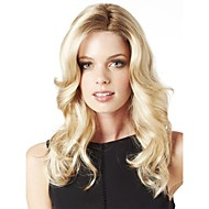 Capless Long Stylish Women Natural Healthy Hair Wave Girl Curly Blonde Wig