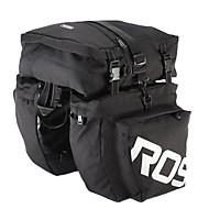 Χαμηλού Κόστους ROSWHEEL®-Rosewheel 35 L Τσάντα αποσκευών για ποδήλατο / Διπλή τσάντα σέλας ποδηλάτου Προσαρμόσιμη, Μεγάλη χωρητικότητα, Πολυλειτουργικό Τσάντα ποδηλάτου Νάιλον Τσάντα ποδηλάτου Τσάντα ποδηλασίας