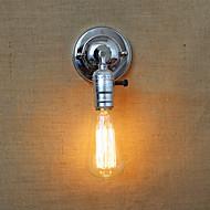 tanie Kinkiety Ścienne-Rustykalny Lampy ścienne Metal Światło ścienne 110-120V / 220-240V 40W / E26 / E27