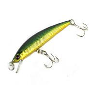 Fiskeri-1 Stk. Grøn Guld Plastik Rustfrit stål/jern-N/A Flue Fiskeri